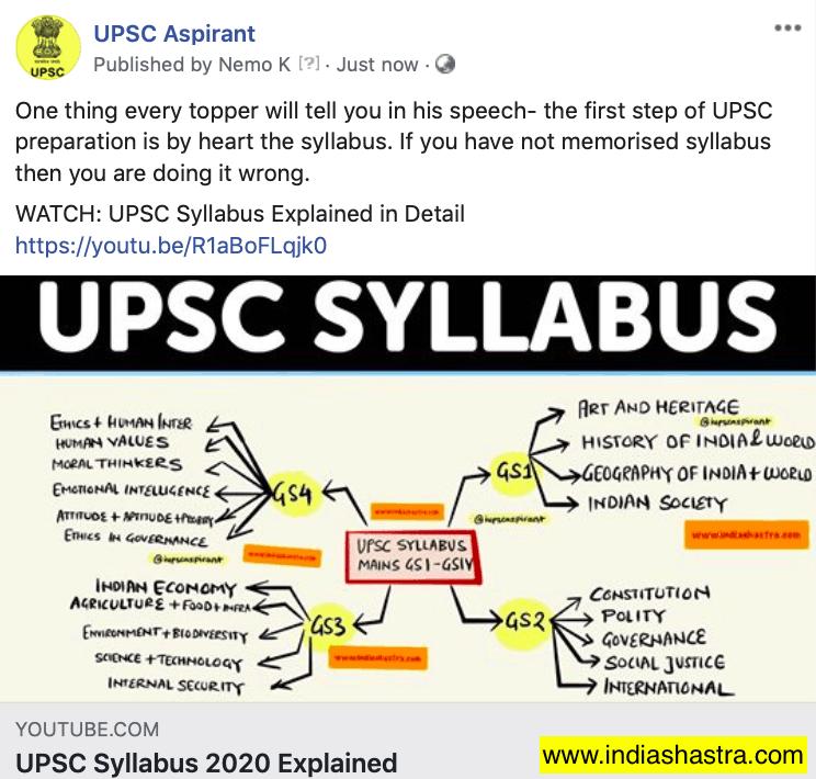 Upsc-syllabus-pdf